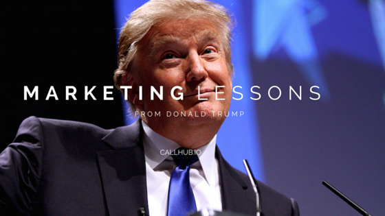 Marketing lessons learnt from Donald Trump campaign