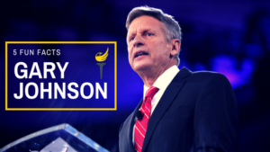 Facts about Gary Johnson