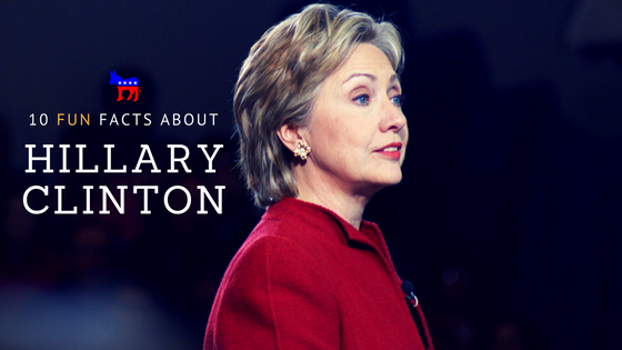 10 fun facts about hillary clinton callhub