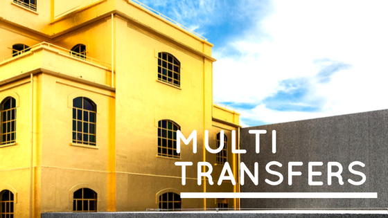 CallHub multi transfer