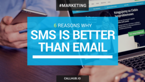 6 reasons why sms better than email marketing