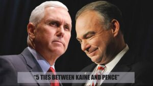 Similarities between Mike Kaine and Tim Pence