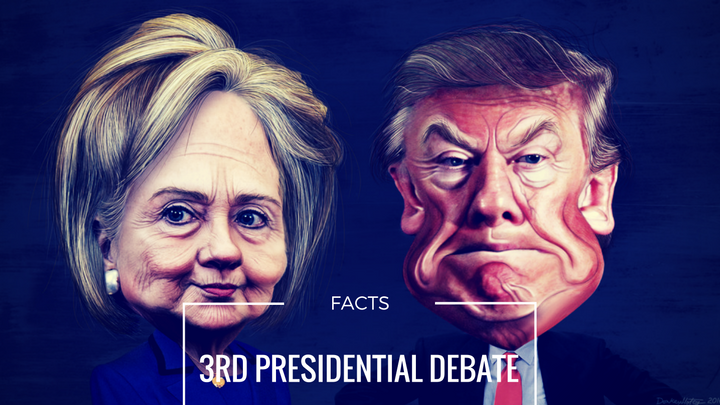 All you need to know about the 3rd presidential debate
