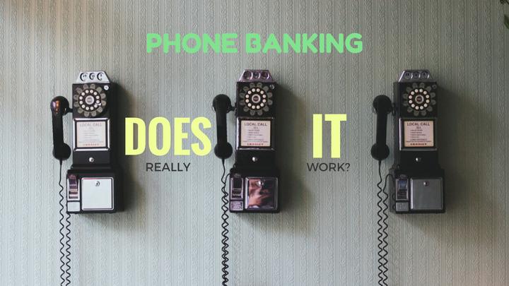 phone banking