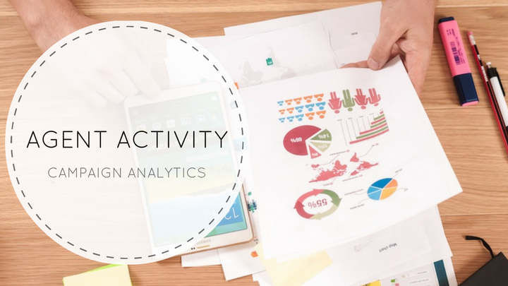 Agent activity analytics