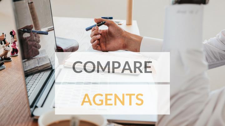 compare agents analytics