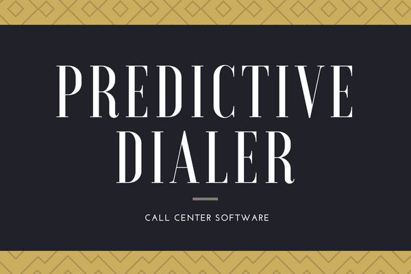 What is a Predictive Dialer