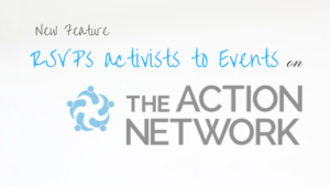 RSVP to events on ActionNetwork