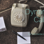 Dynamic Caller ID for call center software