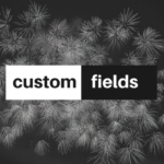 import custom fields