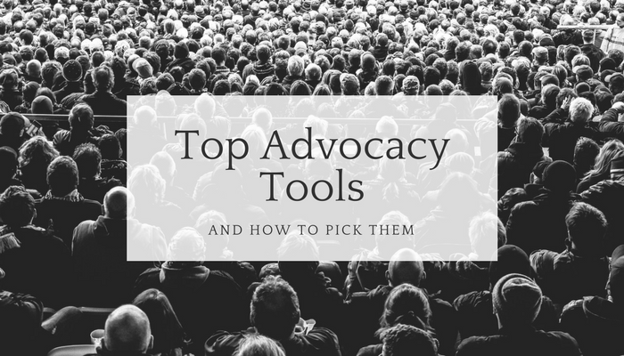 top advocacy tools