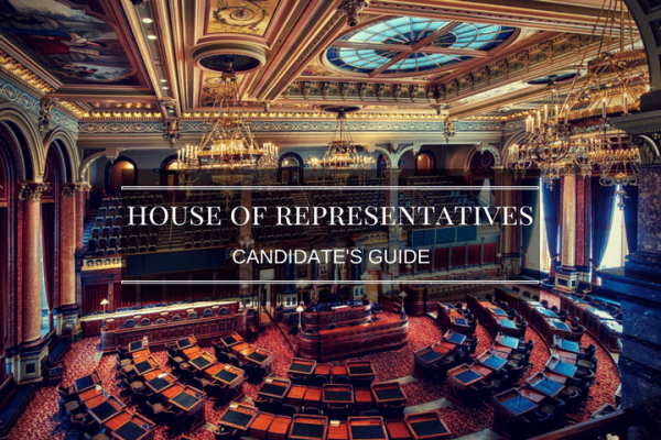 how to contest for house election