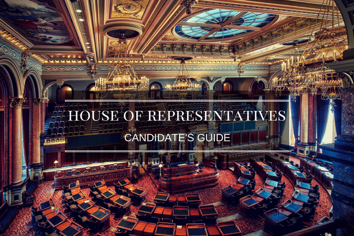 guide to house of representatives election