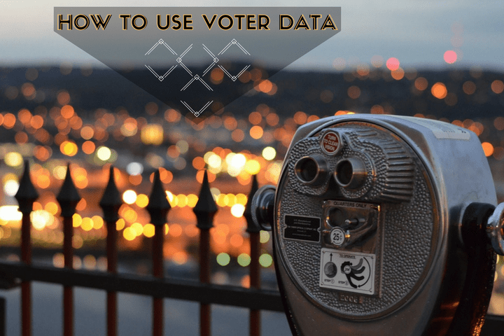 use voter data
