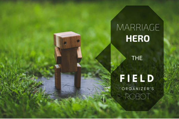 a chat with the founder of Marriage hero