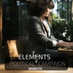Political website important elements
