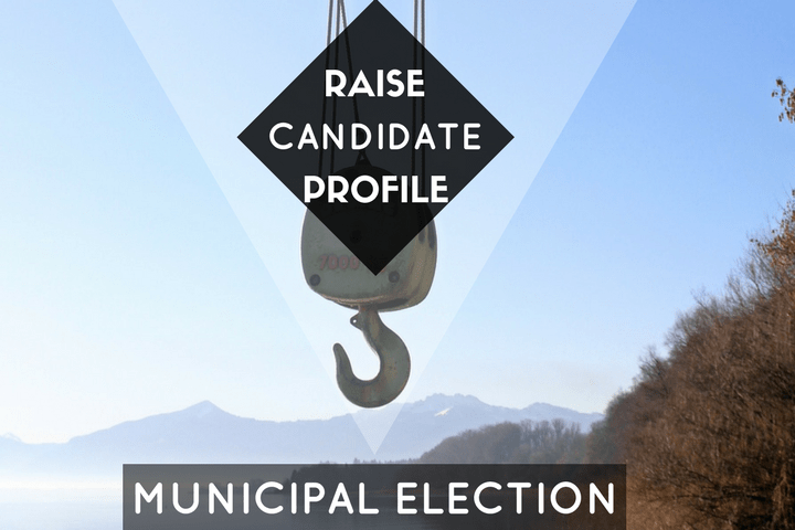 how to raise candidate profile in municipal election