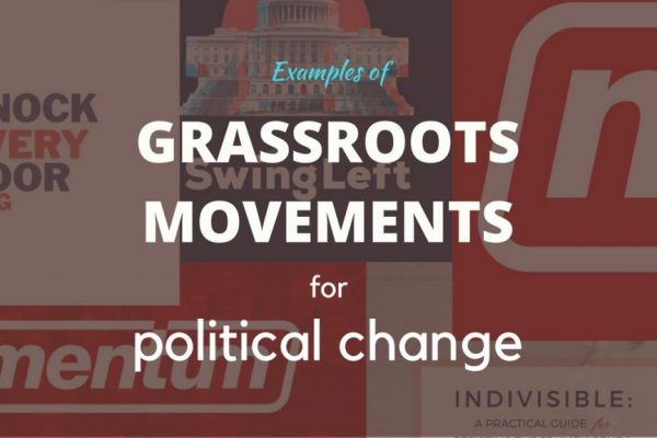 grassroots movement examples