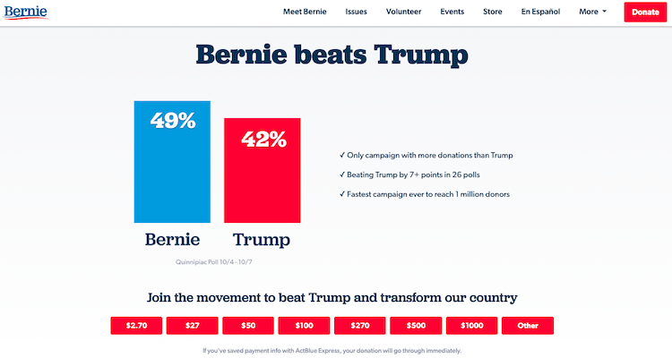 Bernie_sanders_election_website