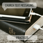 church text messaging service