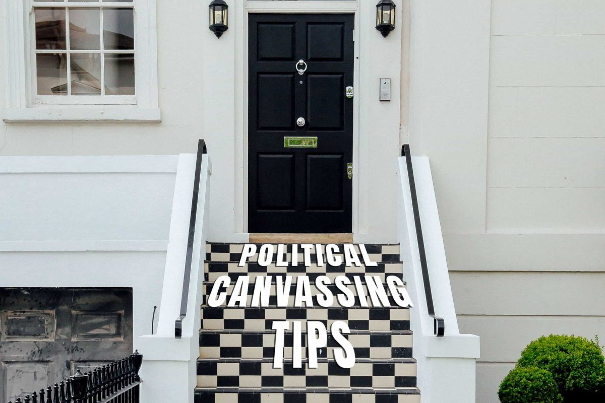 political-canvassing-tips & Political canvassing Tips for your Door-to-Door Campaign - CallHub