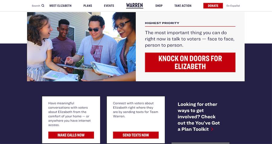 elizabeth-warren-volunteer-page