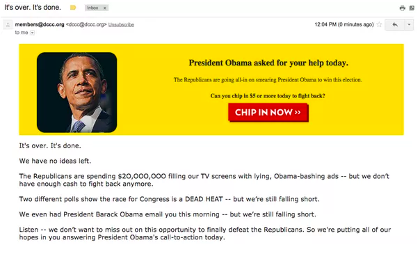 political-fundraising-email