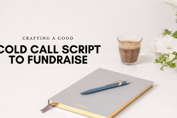 Fundraising Cold Call Script