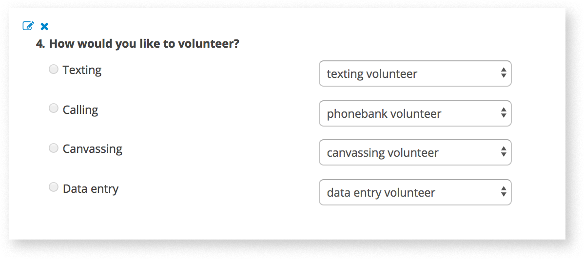 Cloud Calling & Texting campaigns on Action Network