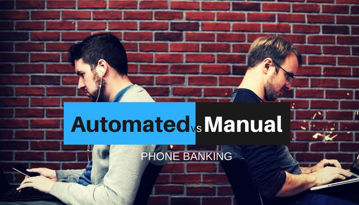automated vs manual phonebanking