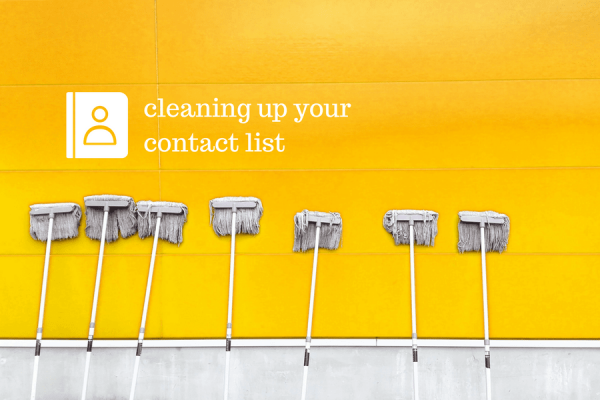 cleaning up your contact list automatic phone number verification
