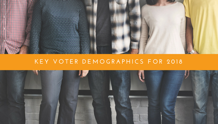 voter demographics for 2018