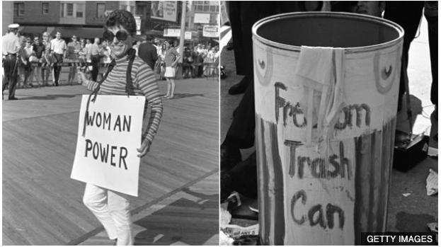 Freedom trashcan advocacy campaign