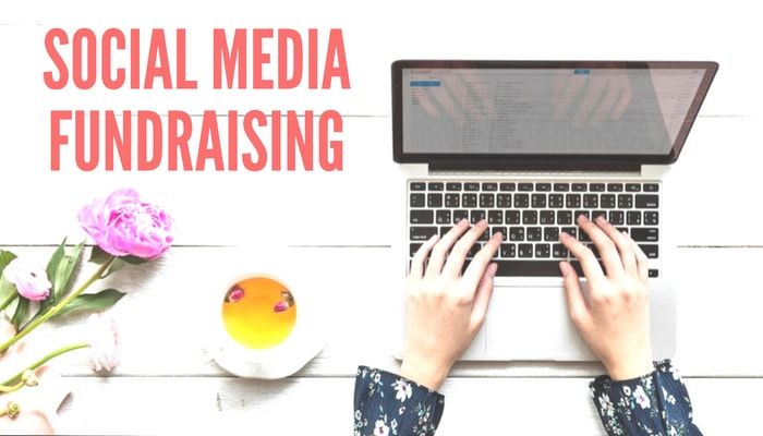How to fundraise using social media
