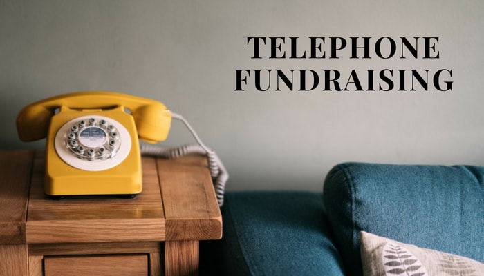 How to get started with telephone fundraising
