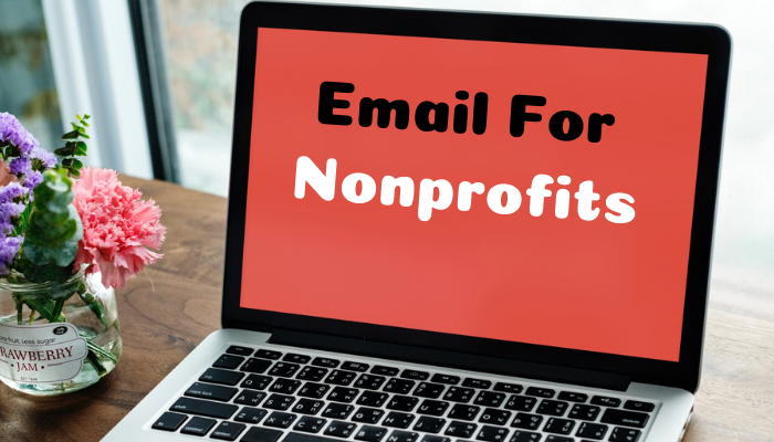Email For Nonprofits
