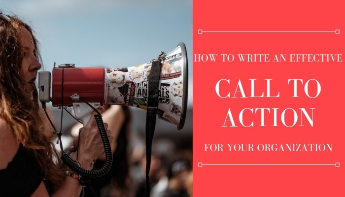 How To Write An Effective CTA For Your Organization
