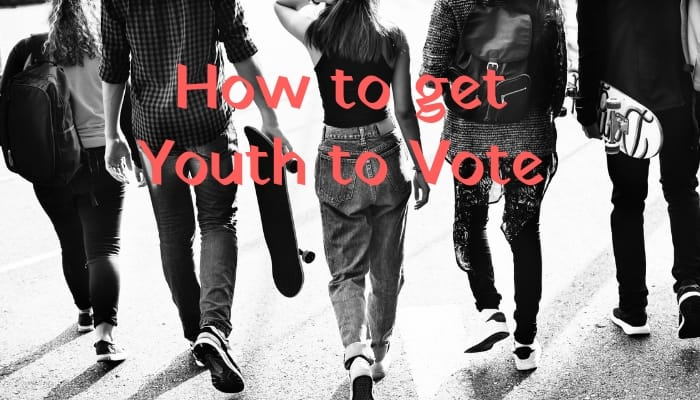 How to get Youth to Vote
