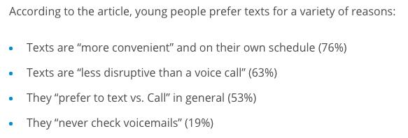 why-millennials-prefer-texts