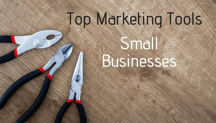 Top Marketing Tools- Small Businesses