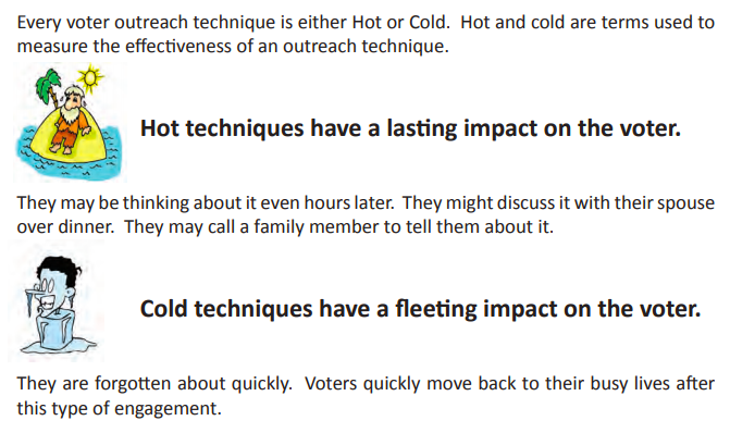 hot-cold-types-voter-outreach-strategies
