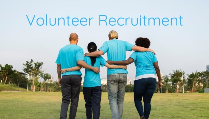 Ways to recruit volunteers for nonprofits_featured pic