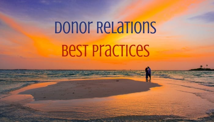 Donor Relations_Best Practices
