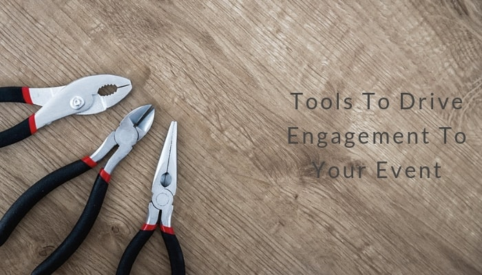 tools to drive event engagement