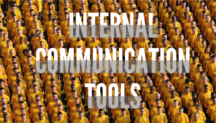 banner for internal communication tools