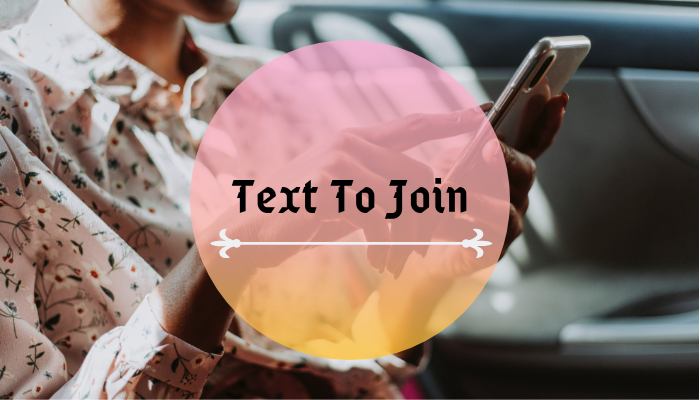 Text To Join