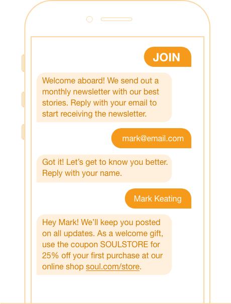 sms marketing conversation