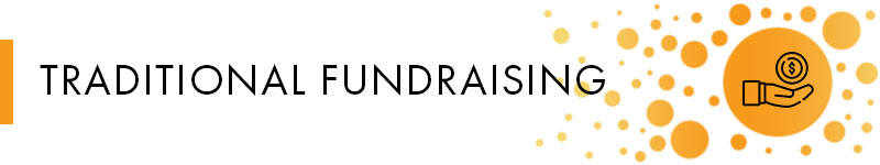 traditional-fundraising-ideas