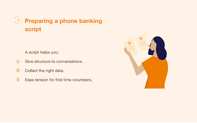 political-phone-banking-script
