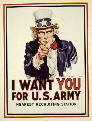 army-poster-volunteer-recruitment-method